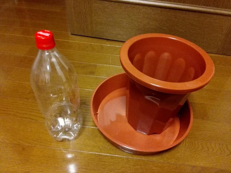 ミニトマト水耕栽培用意する物